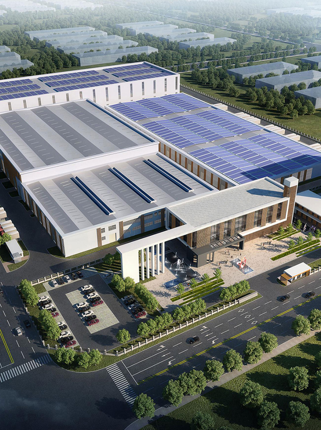 In 2018, the project of the center of intelligent manufacturing of knifes and scissors of Zhang Xiaoquan in Yangjiang was settled in Yinling Science and Technology Industrial Park in Jiangcheng District, Yangjiang.